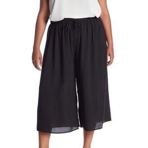 MELLO DAY Printed Soft Pants (Plus Size)